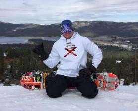 Joe Powell X-22 Snowboard Spikes