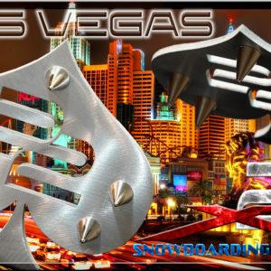 Las Vegas Spike pad