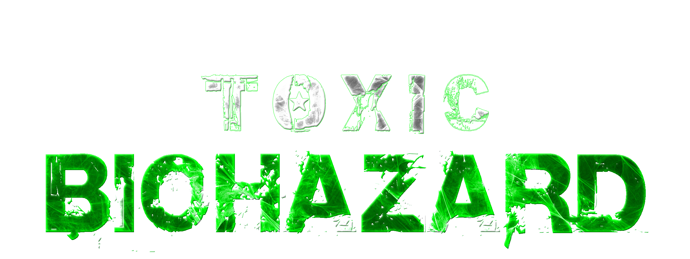 Toxic Biohazard (FIRST EDITION LIMITED)